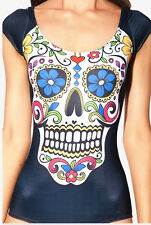 2014 Sexy Women's Swimwear Printing One-Piece Bikini Swimsuit Beachwear Dress