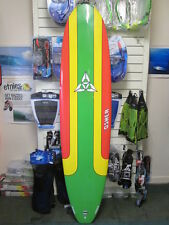 O'Shea 7'6 EPS Mini Mal Surfboard Inc Leash, Bag,Wax, Fins Surfing,