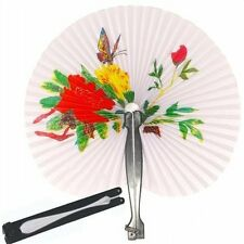 Paper Chinese Folding Hand Fans Party Bag Filler Kids Party Loot Gift Favour