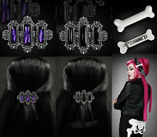 Restyle  Victorian / Rockabilly Hair Accessories Pewter Gothic Wiccan Tattoo