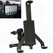 "IN Car Air Vent Mount CRADLE Holder STAND for PC Tablet Ebook Reader 9"" 9in 2014"