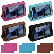 """Cheap Magnetic PU Leather Stand Case for Lenovo IdeaTab 7""""A1000 Model"""