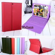 Stand Leather Case Cover Wireless Bluetooth Keyboard For iPad 5 Air Retina ES88