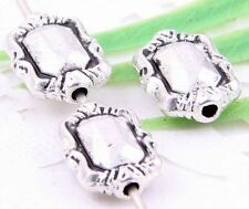 Wholesale 30/70Pcs Tibetan Silver (Lead-Free) Spacer Beads 11x8mm
