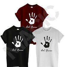 SKYRIM DARK BROTHERHOOD WE KNOW HAND NOVELTY T SHIRT TEE TOP GIFT PRESENT NEW