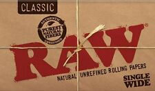 Raw Rolling Variation Paper Classic, Cones, King Size, Filters, Hemp & more..
