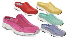 EASY SPIRIT TravelTime Sneaker Clogs, Bright Colors in Med, Wide & X Wide