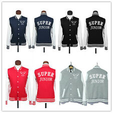 Super Junior SuperJunior Super Show Fans Supporter Jacket Hoodie Coat Kpop New