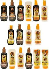 AUSTRALIAN GOLD SUNSCREEN- LOTION, SPRAY GEL, OIL, BRONZERS -FULL SELECTION HERE