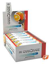 FA FITNESS AUTHORITY CARBORADE ENDURANCE BARS 26X60G ENERGY FUEL TASTY SNACK