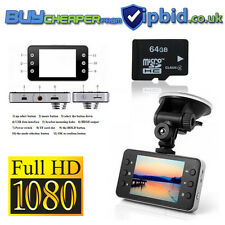 """1080P HD 2.7"""" LCD NIGHT VISION CCTV IN CAR DVR ACCIDENT CAMERA VIDEO RECORDER"""