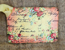 Hang Tags  FRENCH FLORAL SCRIPT TAGS or MAGNET #413  Gift Tags
