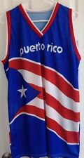 "PUERTO RICO TANK TOP ""WAVY FLAG ON BOTH SIDES"""