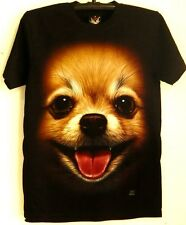 New Pomeranian Pompom Pom Deutscher Spitz Dog Pet t-shirt HOT ROCK M,L,XL,XXL