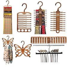 [Made in Korea] New Scarf/Muffler/Necktie/Belt Holder Hanger closet organizer