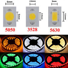 5M LED 3528/5050 RGB SMD Flexible 60Led/M Strip Waterproof Party Room Light IP65