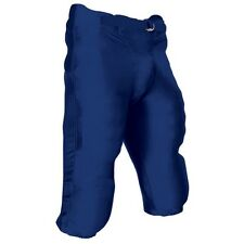 Champro FPYU9 Navy Terminator Integrated Football Pants Youth