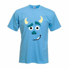 NEW KIDS WOMENS MENS SULLY SULLEY NOVELTY MONSTERS INC FANCY DRESS T SHIRT