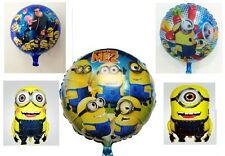 NEW Minion Despicable Me Supershape Helium Mylar Foil Balloons Birthday Party