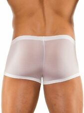 Olaf Benz Mini Pants RED1201 Mens Underwear White Boxer Briefs Trunks Undies