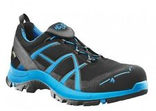 HAIX Black Eagle Safety 40 Low Leichter S3-Sicherheitsschuh black/blue Gr. wähl.