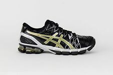 Asics Men's Gel-Kinsei 5 Black/ Gold/ Silver T3E4Y-9094 SALE