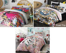 MAMBO Licensed Doona Duvet Quilt Cover Set Single Double Queen Size Bed