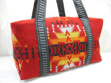 New Southwest Native Blanket Duffle Overnight Carry-on Travel Weekend Bag