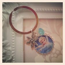 FROZEN*ELSA*ANNA*KEYRING*BAG CHARMS*PARTY BAG GIFT*ACCESSORIES*