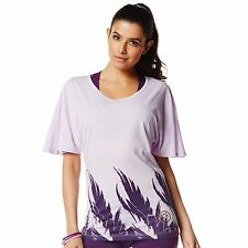 Zumba Dance Fitness Sew Long Loose Tee Shirt! Comfortable! NWT! SHIPS FAST!