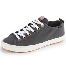 Camper Imar Womens Canvas Trainers Dark Grey New Shoes All Sizes