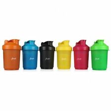500ml 20 oz Protein Shaker Blender Mixer Cup Bottle Sports Drinking 6 Colors NEW