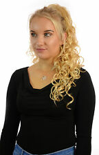 Pony Twirl | Long Ringlet Curls Ponytail | Clip In Hairpiece