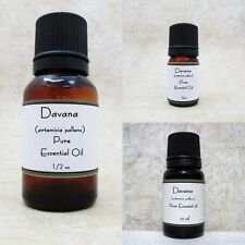 Davana Pure Essential oil Buy any 3  same size get 1 Free