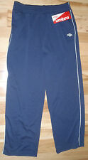 Mens Umbro athletic sweat pants sizes M & L 2 front pockets new with tags
