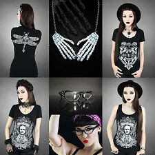 Restyle Clothing & Accessories Sold Individually Steampunk Gothic Vampire