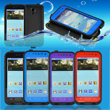 Waterproof Shockproof Hard Case Cover for Samsung Galaxy S4 S IV i9500 i9505 AU
