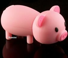 2 or 4 or 8 or 16 or 32GB Cute Pig USB2.0 Flash Memory Stick Pen Drive Thumb