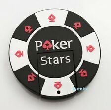 2 or 4 or 8 or 16 or 32GB Poker Stars USB2.0 Flash Memory Stick Pen Drive Thumb