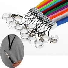 Hot Lanyard Necklace With RING for EGO E Electronic Cigarette CE4 CE5 Ecig Sling