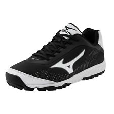 Mizuno Men's Blaze Trainer 2 Adult Turf / Training Shoe - 320444 - Black