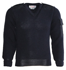POLICE sweater/Jumper (New) with patches (No badges) # 12375