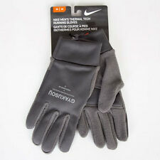 Nike x Undercover Gyakusou Thermal Tech Running Gloves Midnight Fog/Silver  Rare