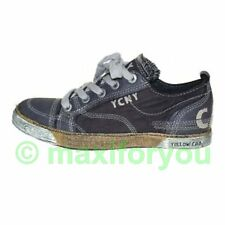 Women's Shoes Trainers - Yellow Cab Twist Y22016 - Dark Blue - Size 37 And 40