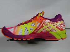 NEW Asics Gel Noosa Tri 9 Women's LIMITED EDITION 2014 White/Yellow/Plum
