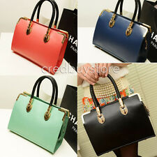 2014 New Fashion Leather Messenger Bag Women's Handbags Shoulder Bag 6 Colors