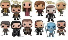 GAME OF THRONES - POP FIGURE 18 DESIGNS TO CHOOSE FROM - FUNKO