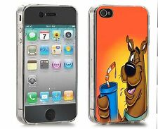 Scooby Doo Iphone Case (Fits 4/4s,5/5s,5c)