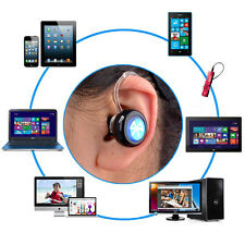 Wireless Stereo Bluetooth Earphone Headphone for Cell Phone Laptop PC Tablet New