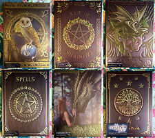 Nemisis Now Embossed Journal Spellbook Diary Gothic Anne Stokes Choice of  6